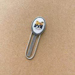 - Ayraç Sarı Kedi