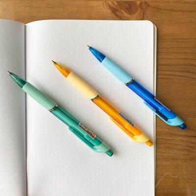 Basmalı Şeffaf Kurşun Kalem 0.7mm
