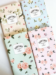 - Bloomflower Kraft Defter