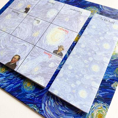 Van Gogh Planlayıcı