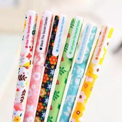 - Gizli Bahçe 6'lı renkli kalem