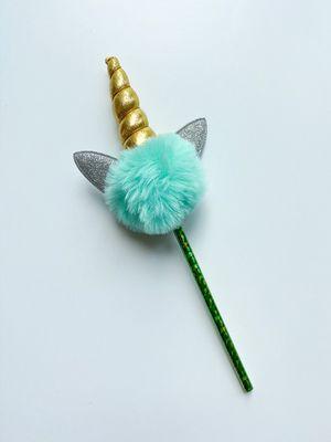 Kurşun Kalem Unicorn Ponpon