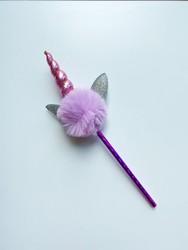 Kurşun Kalem Unicorn Ponpon - Thumbnail