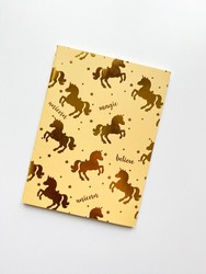 - Magic unicorn defter