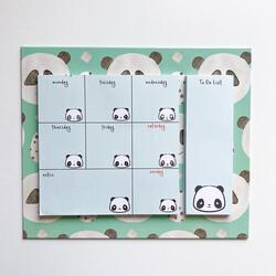 - Panda Planlayıcı