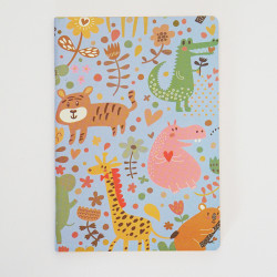 - Secret Garden Defter Mavi