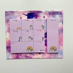 - Unicorn Gökkuşağı Planlayıcı