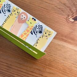 - Yapışkanlı Marker Safari